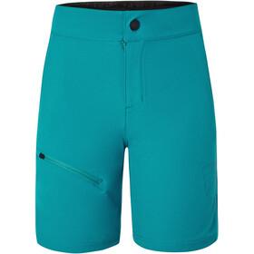 Ziener Natsu X-Function Shorts Kids, crystal blue